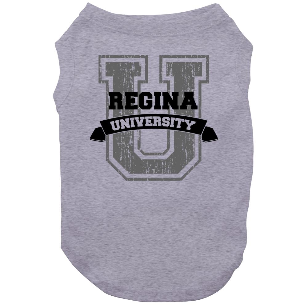 Regina University Funny Name Dog