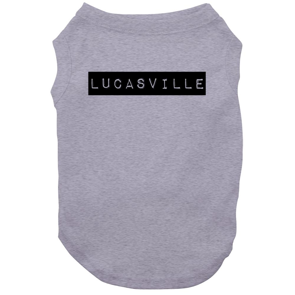 Lucasville Popular City Dog