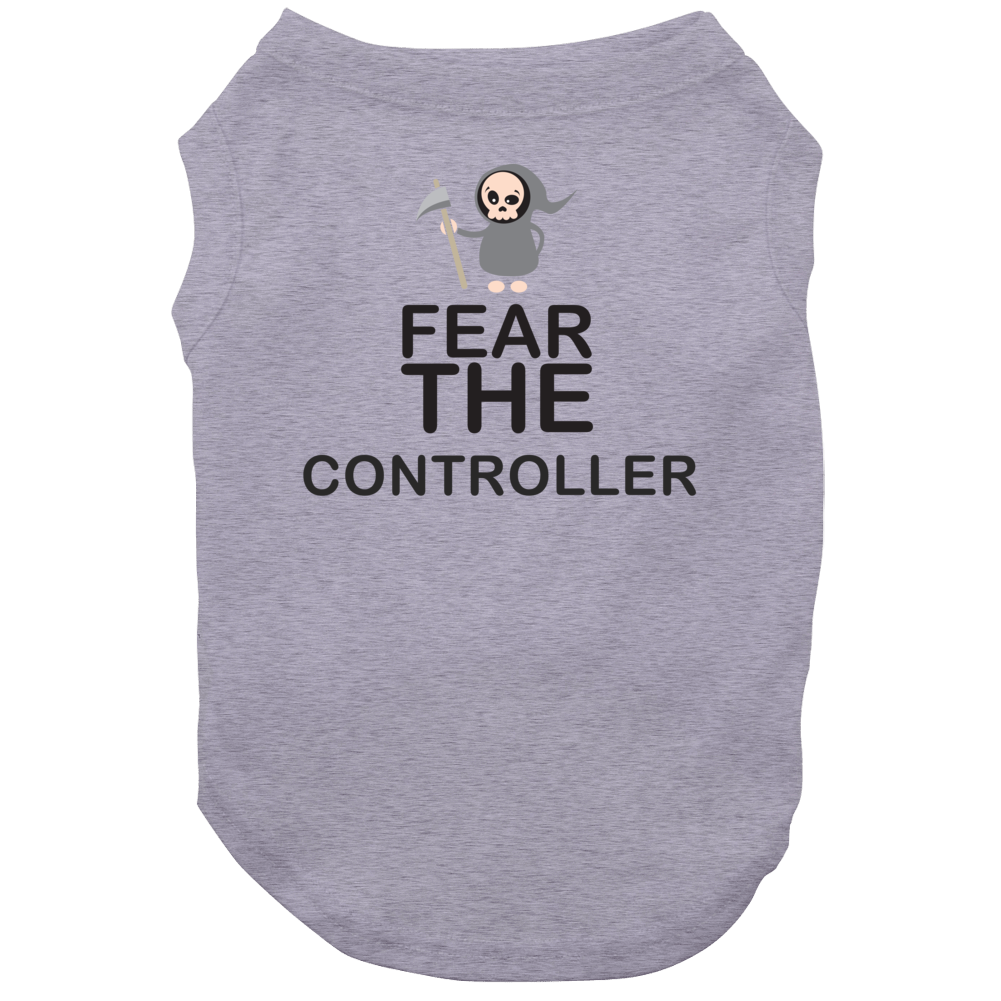 Fear The Controller Occupation Dog