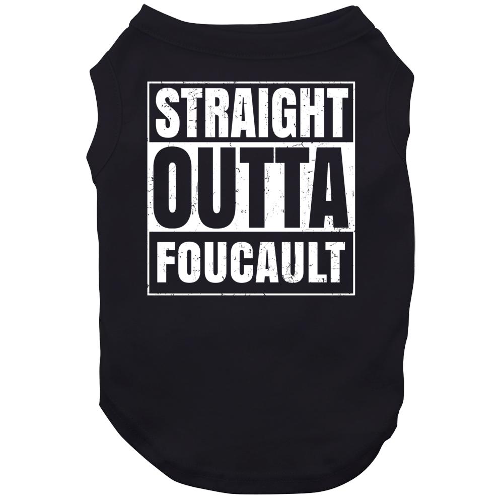 Straight Outta Foucault Planets Stars Solar System Dog