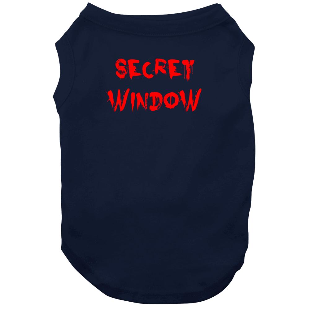 Secret Window Horror Film Bloody Dog