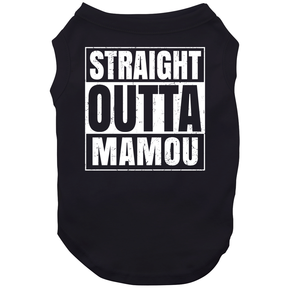 Straight Outta Mamou High School Funny Compton Parody Dog