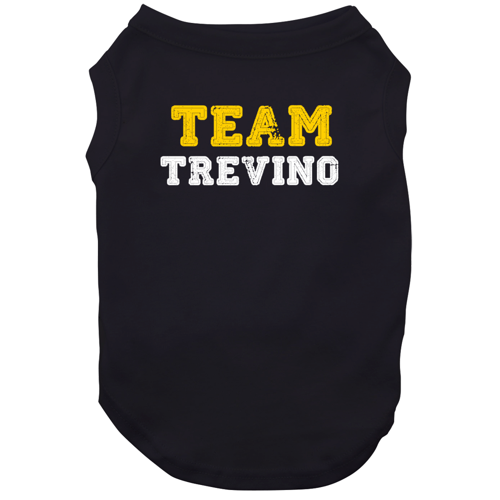 Team Trevino Sports Family Reunion Last Name Surname Dog