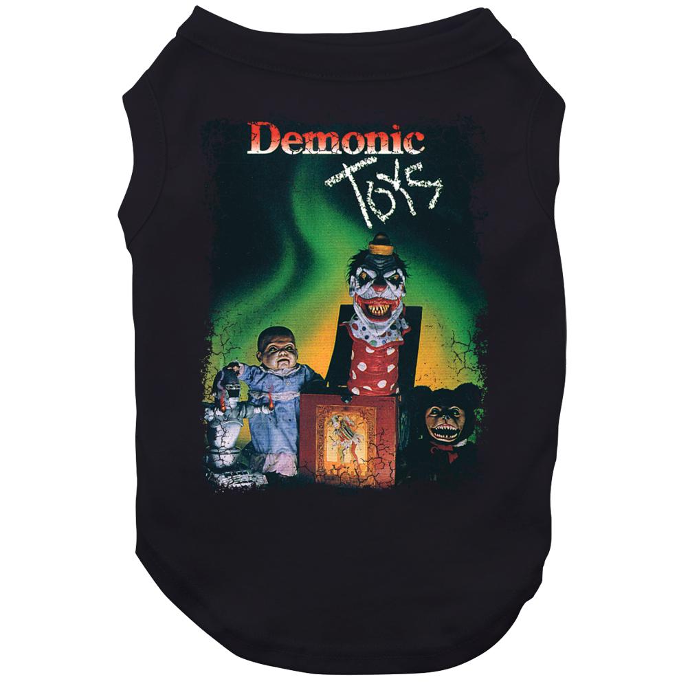Demonic Toys Scary Movie Halloween Dog