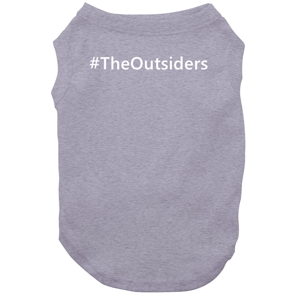 Hashtag The Outsiders Trending Tv Show Dog