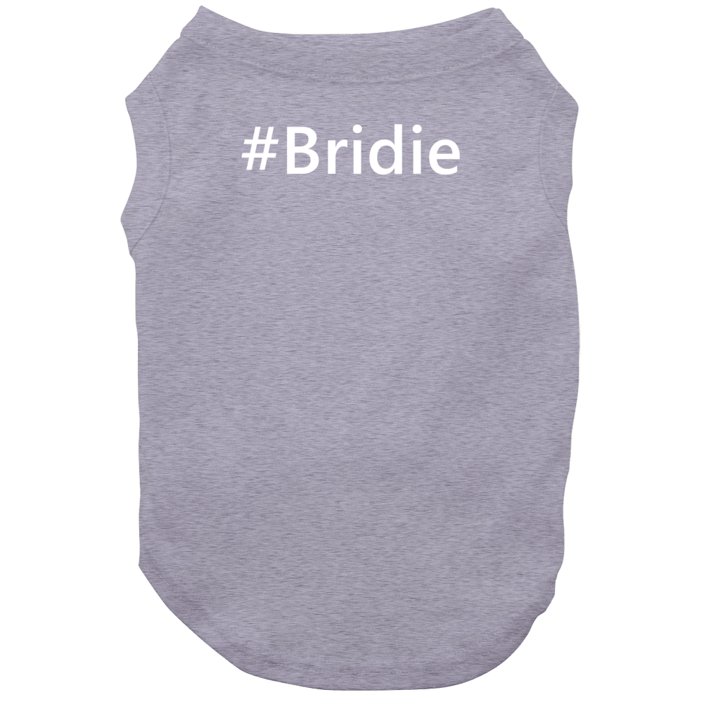 Hashtag Bridie Trending First Name Dog