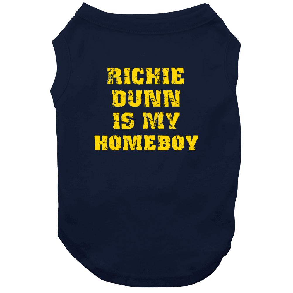 Richie Dunn Is My Homeboy New York Buffalo Hockey Sports Dog