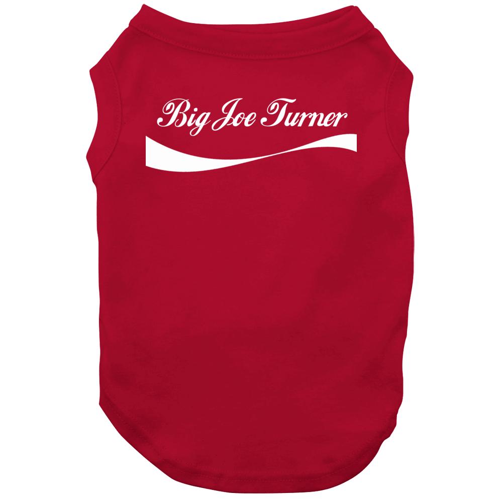 Big Joe Turner Cola Parody Rock And Roll Hall Of Fame T Shirts Dog
