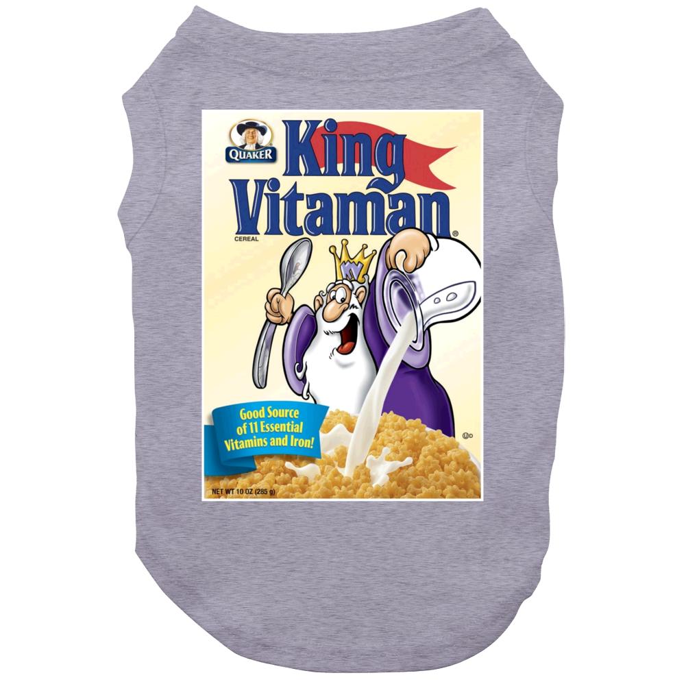King Vitamin Retro 80s Cereal Dog