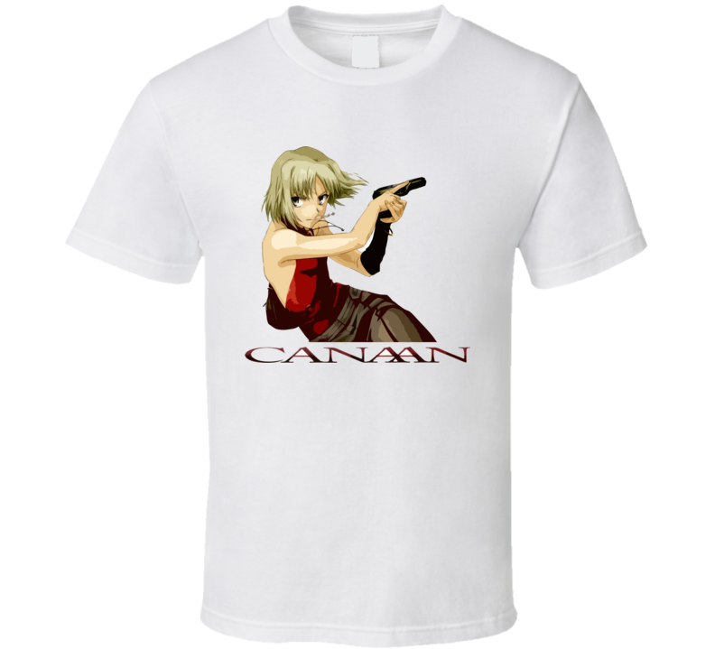 Canaan Anime T Shirt