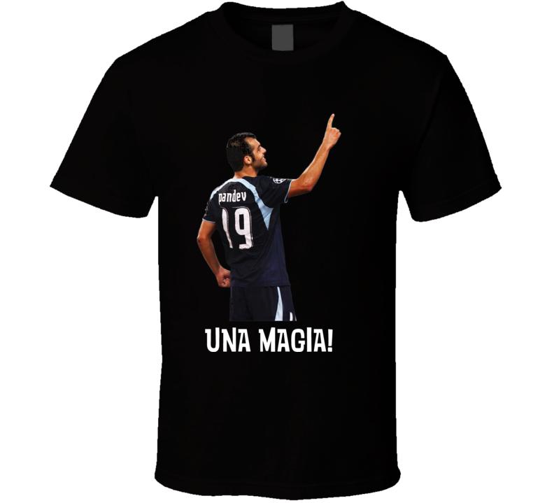 Goran Pandev Soccer T Shirt