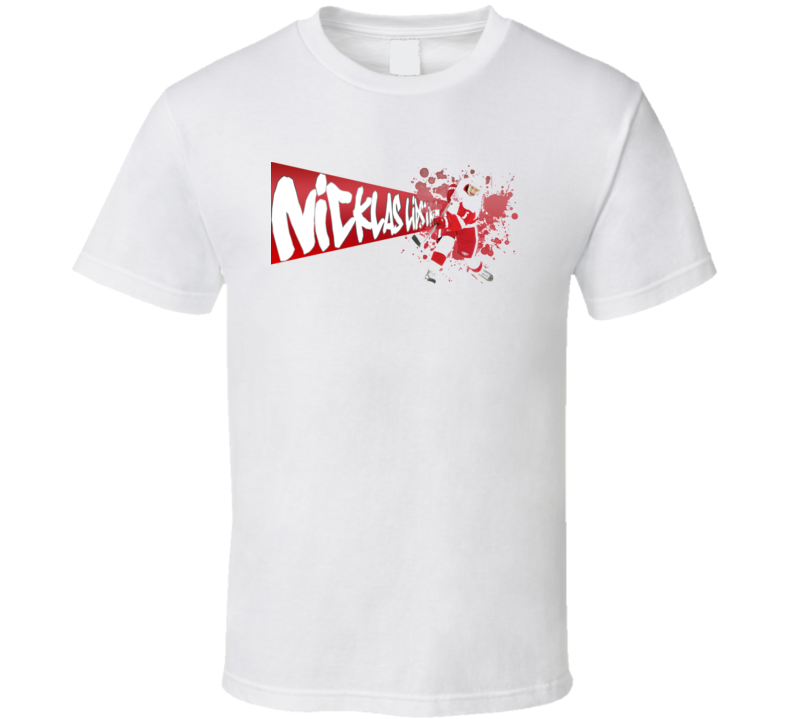 Lidstrom Hockey T Shirt