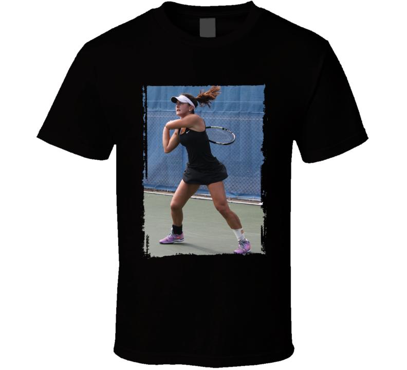 Bianca Andreescu Tennis Player Us Open Champion Photo T Shirt
