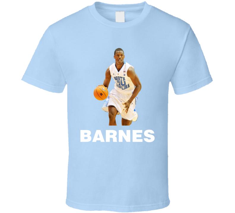 Harrison Barnes North Carolina Basketball T Shirt
