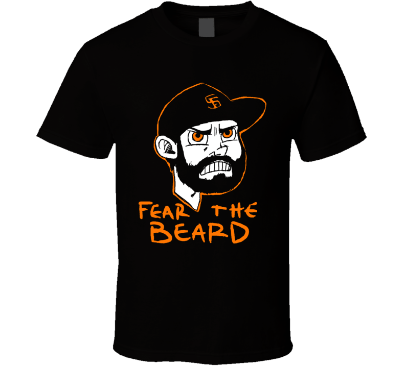 Brian Wilson San Francisco Baseball T Shirt