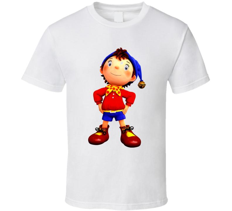 Noddy And Friends Cartoon T Shirt