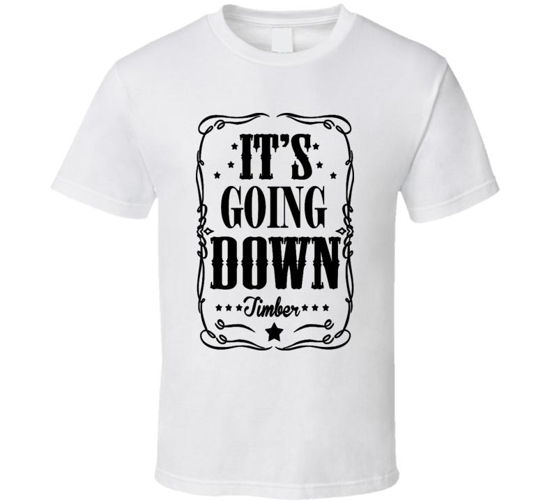 it's going down kesha [TW] T Shirt