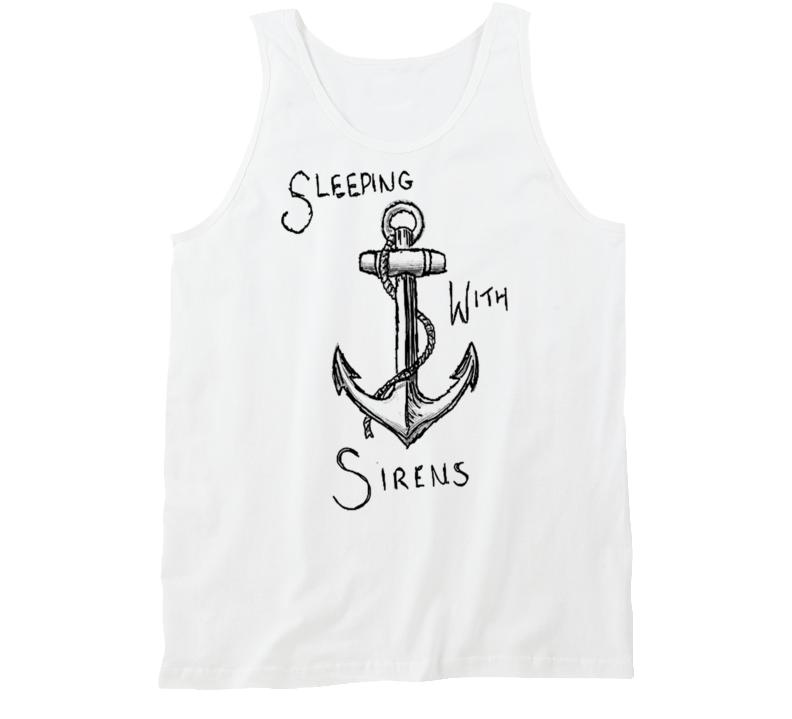 sleeping with sirens Tanktop