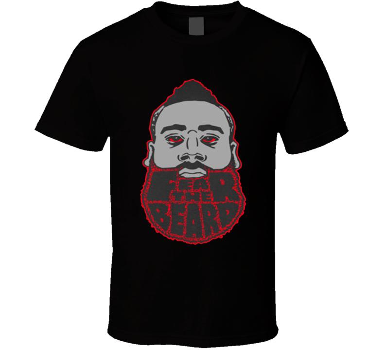 Fear The Beard James Harden [TB] T Shirt