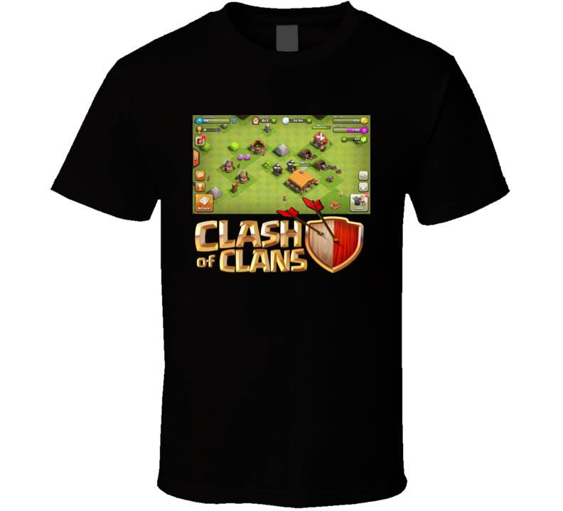 COC Game Build [TW] T Shirt