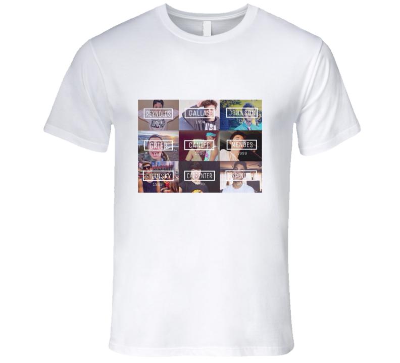 magcon boys 04 [TW] T Shirt