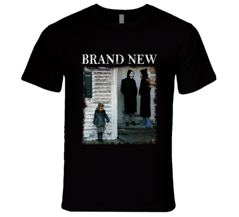 Brand New The Devil And God Are Raging Inside Me [B] T Shirt