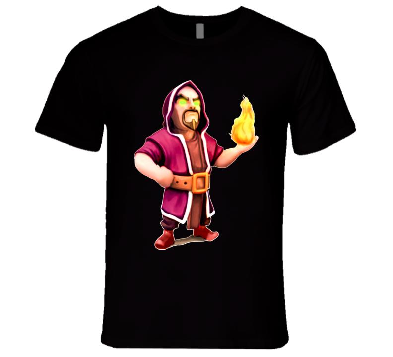 clash wizard T Shirt