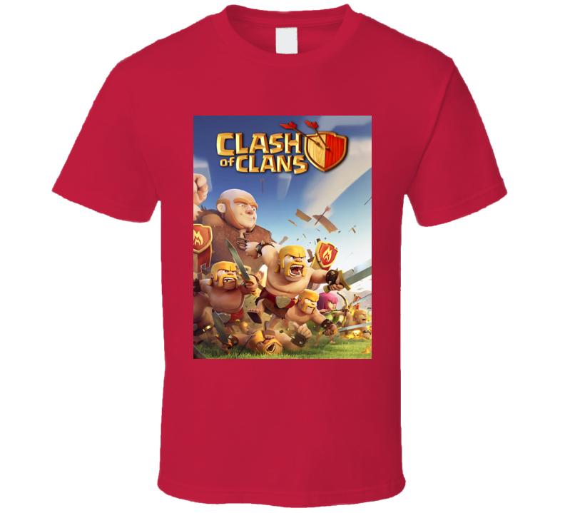 clash of clans war T Shirt