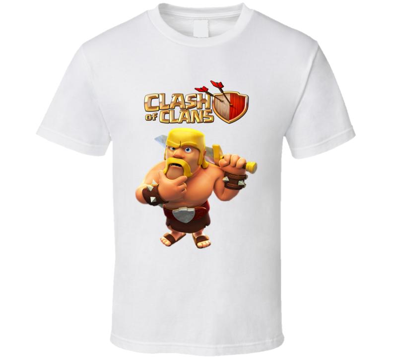 clash of clans hulk [TW] T Shirt