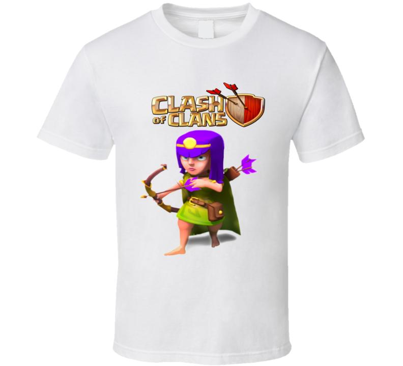 clash of clans archer soldier[TW] T Shirt