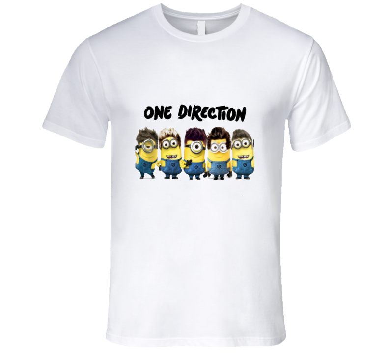 one direction minion [TW] T Shirt