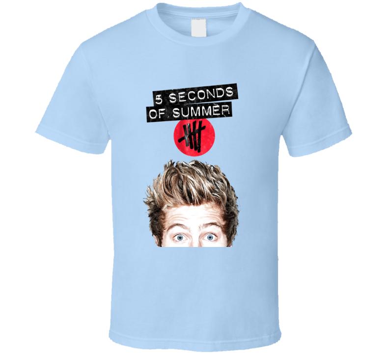 luke hermings T Shirt