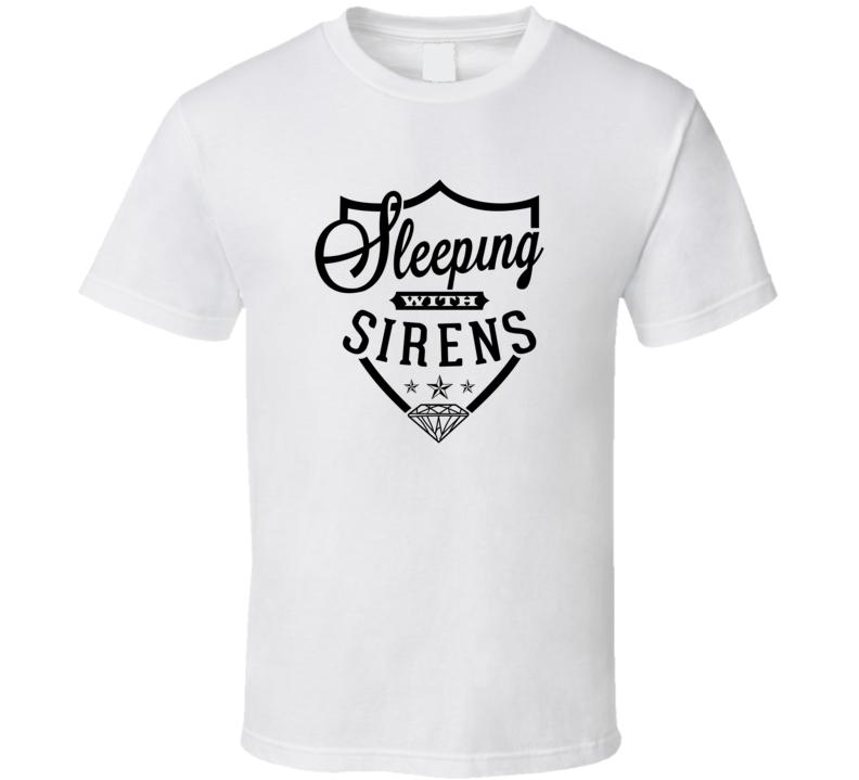 sleeping with sirens T Shirt