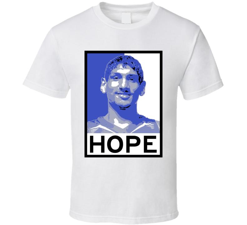 Satnam Singh Bhamara Hope Poster Parody Dallas Basketball Draft 2015 Sports T Shirt