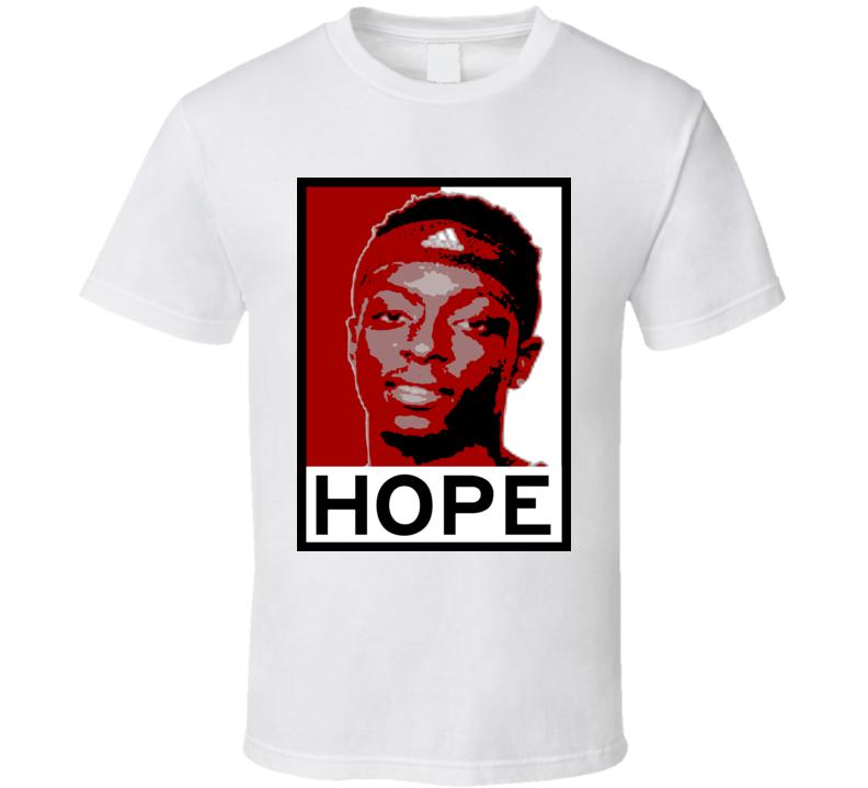 Cady Lalanne Hope Poster Parody San Antonio Basketball Draft 2015 Sports T Shirt