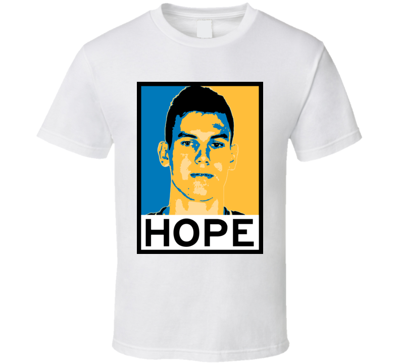 Nikola Radicevic Hope Poster Parody Denver Basketball Draft 2015 Sports T Shirt