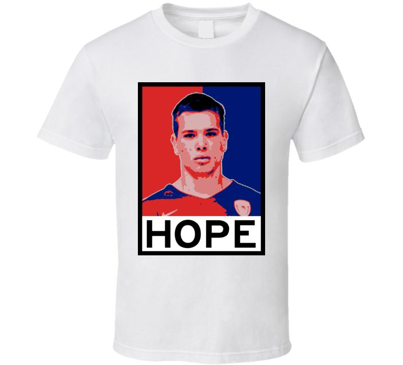 Dimitrios Agravanis Hope Poster Parody Atlanta Basketball Draft 2015 Sports T Shirt