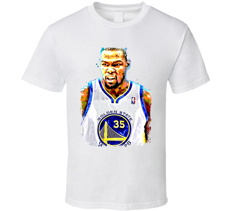 Kd To The Warriors Durant Basketball T Shirt