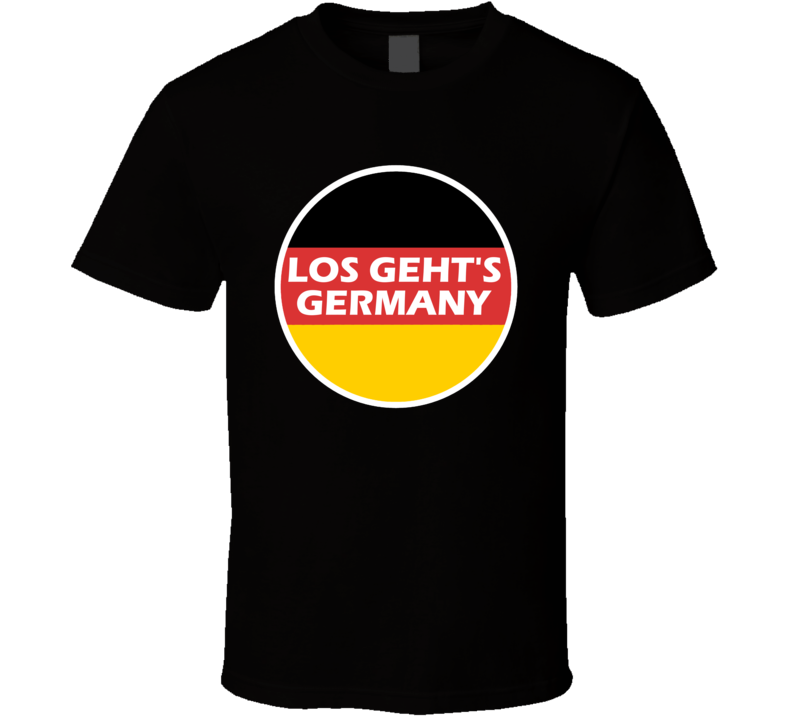 Germany Soccer Team World Cup Russia 2018 T Shirt