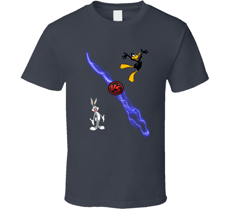 Daffy Duck VS. Bugs Bunny T T Shirt