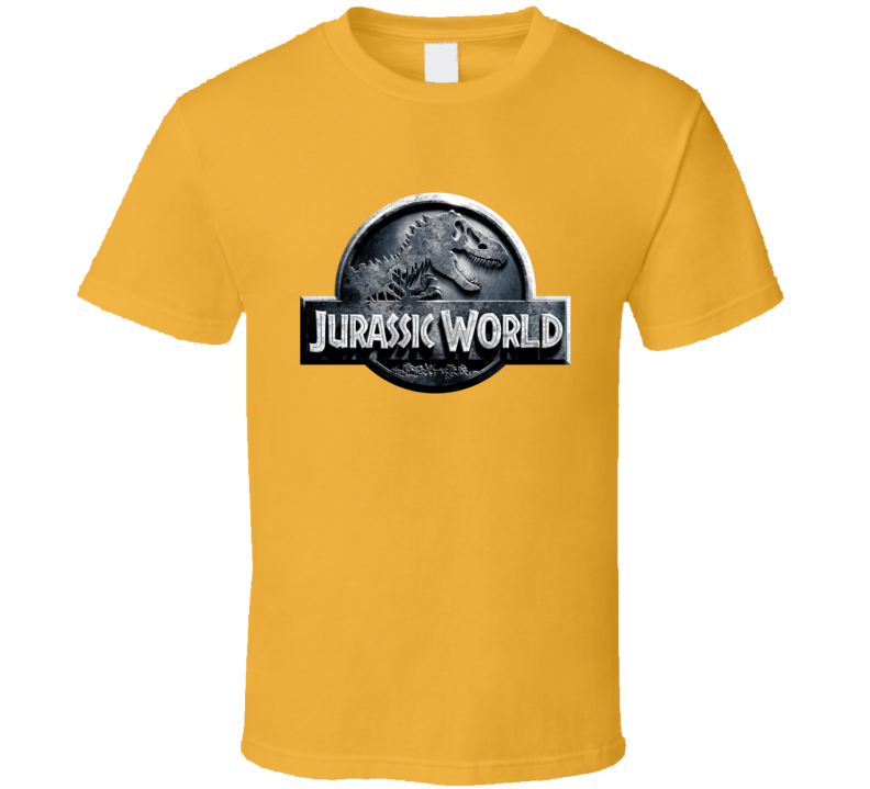 Jurassic World Logo T Shirt