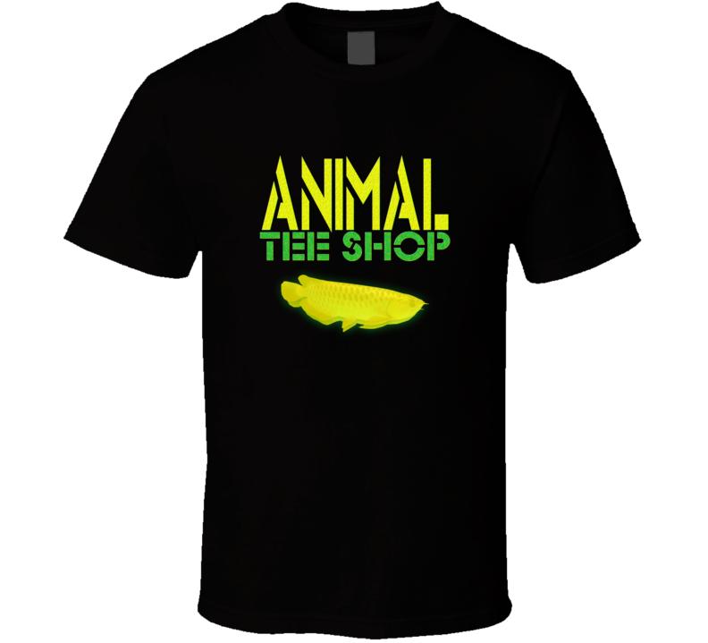 Animal Tee Shop Logo T Shirt