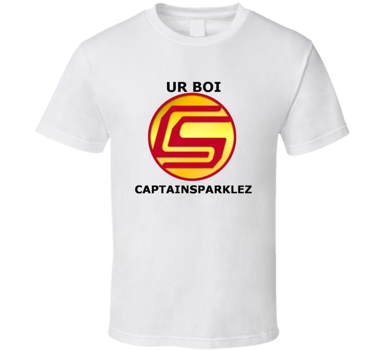 Captain Sparklez Tshirt