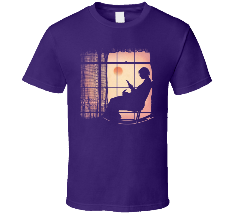 The Color Purple Movie Book T Shirt