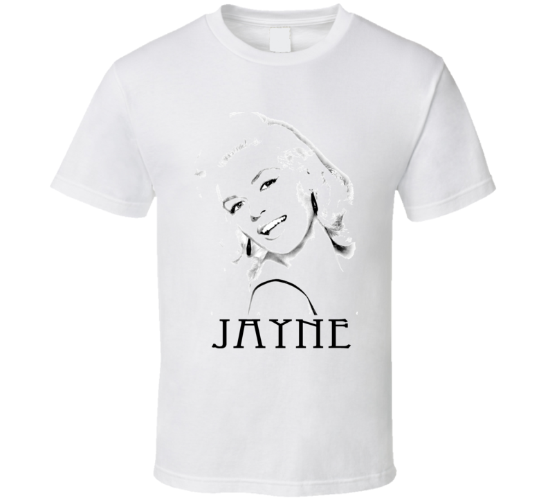 Jayne Mansfield T Shirt