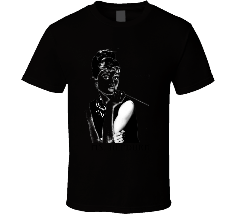 Audrey Hepburn Breakfast At Tiffany'S T Shirt