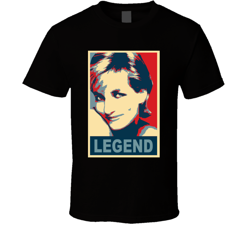 Princess Diana Legend T Shirt