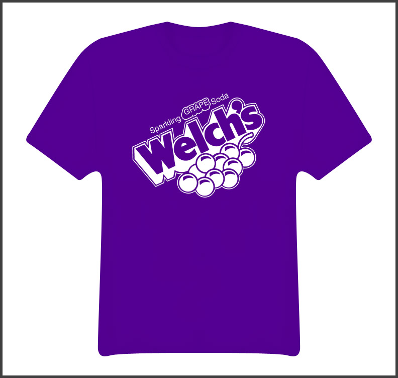 Welch'S Grape T Shirt