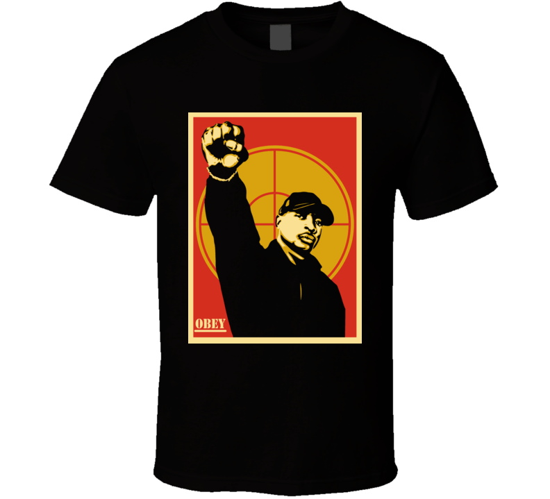 Chuck D Fight The Power T Shirt