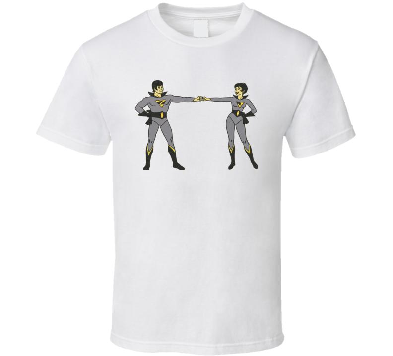 Wonder Twins T Shirt